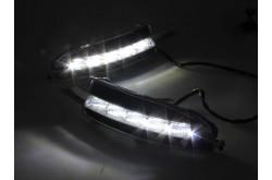 Дневные ходовые огни Skoda Octavia A5