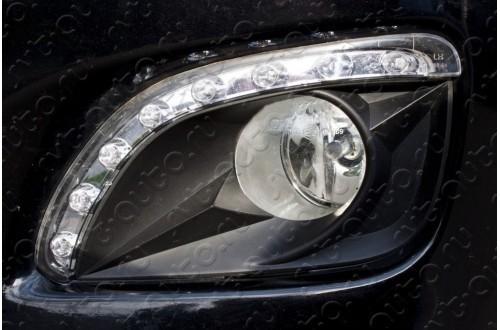 Дневные ходовые огни Toyota Camry V40