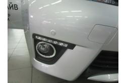 Дневные ходовые огни Toyota Corolla XI