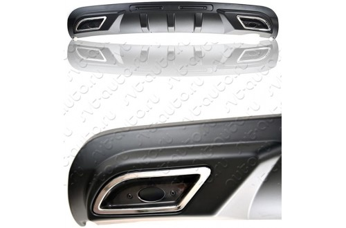 Диффузор заднего бампера Chevrolet Cruze