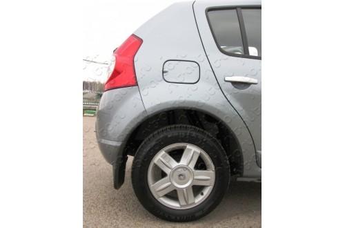 Брызговики Renault Sandero задние