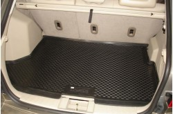 Коврик в багажник Nissan Note рестайлинг
