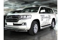 Защита порогов Toyota Land Cruiser 200 2015