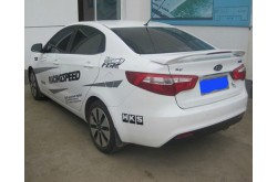 Спойлер крышки багажника Kia Rio 3