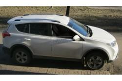 Рейлинги на крышу Toyota RAV4