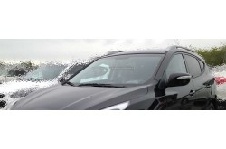 Рейлинги на крышу Hyundai ix35
