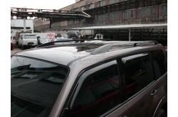 Рейлинги на крышу Mитсубиши Паджеро 3 4