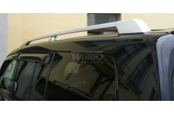 Рейлинги на крышу Mitsubishi Pajero 4