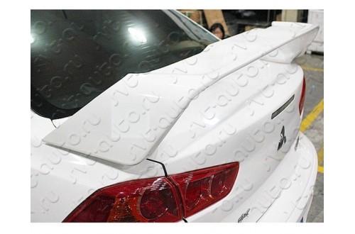 Спойлер багажника Mitsubishi Lancer X Эво