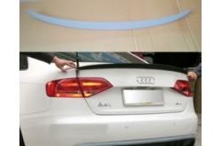 Лип спойлер крышки багажника Audi A4 B8