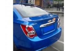 Спойлер на крышку багажника Chevrolet Aveo