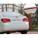 Спойлер на крышку багажника Chevrolet Cruze классик