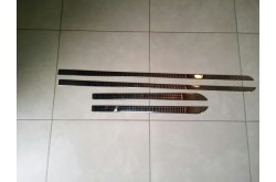 Защитные молдинги дверей Kia Sportage QL