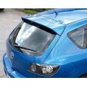 Спойлер Mazda BK с стоп сигналом