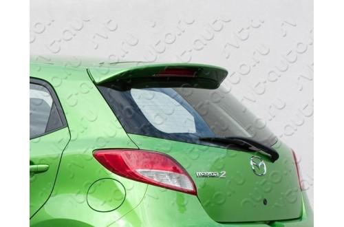 Спойлер Mazda 2 DE