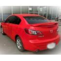 Спойлер Mazda 3 BL
