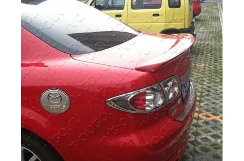Спойлер Mazda6 GG