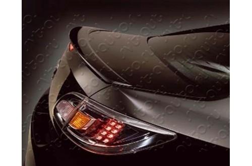 Спойлер Mazda6 GH