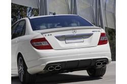 Спойлер Mercedes Benz W204