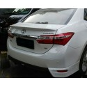 Спойлер Toyota Corolla 160